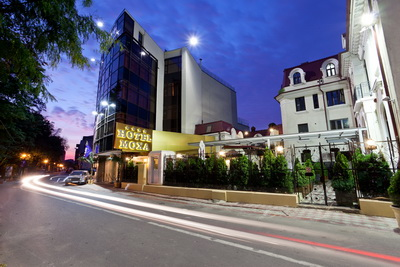 Hotel Moxa Bucuresti World Travel Group