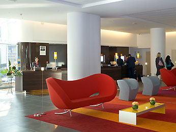 Hotel Novotel Bucuresti World Travel Group