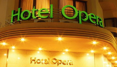 Hotel TH Opera Bucuresti World Travel Group