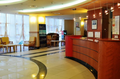 Hotel Ibis Constanta World Travel Group
