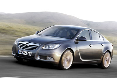 Opel Insignia World Travel Group