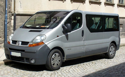 Renault Trafic World Travel Group